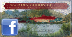 Masthead Logo of Cascadia Chronicle
